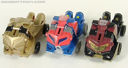 Transformers Animated Gold Optimus Prime (Image #16 of 54)