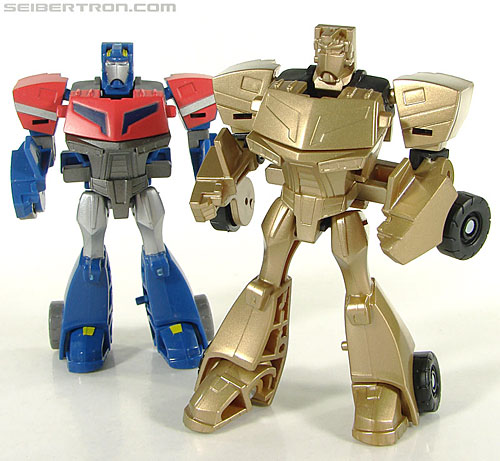 Transformers Animated Gold Optimus Prime (Image #45 of 54)