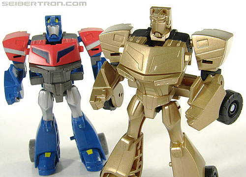 Transformers Animated Gold Optimus Prime (Image #46 of 54)