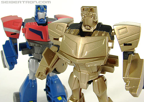 Transformers Animated Gold Optimus Prime (Image #48 of 54)