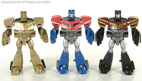 Transformers Animated Gold Optimus Prime (Image #50 of 54)
