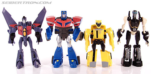 Transformers Animated Bumblebee (Image #37 of 42)