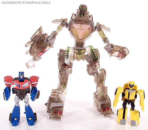 Transformers Animated Bumblebee (Image #41 of 42)