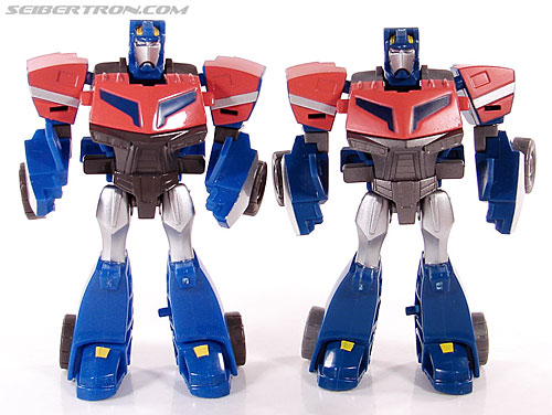 Transformers Animated Optimus Prime (Image #40 of 44)