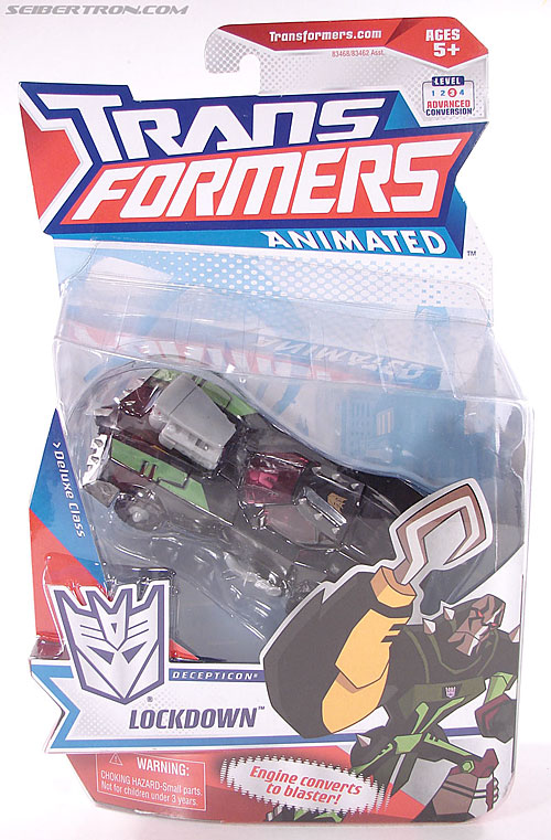 Transformers Animated Lockdown (Image #1 of 191)