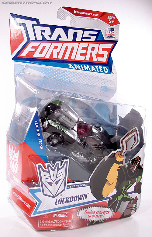 Transformers Animated Lockdown (Image #6 of 191)