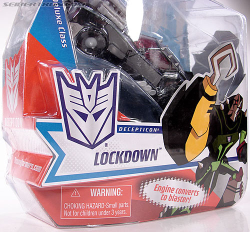 Transformers Animated Lockdown (Image #7 of 191)
