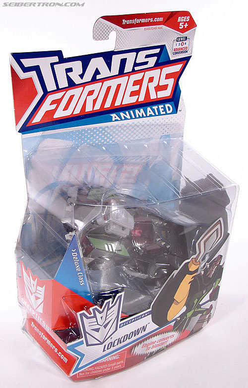 Transformers Animated Lockdown (Image #9 of 191)