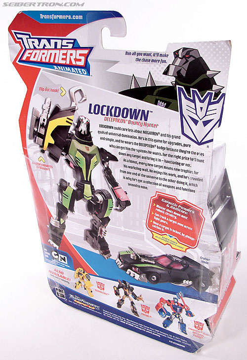 Transformers Animated Lockdown (Image #13 of 191)