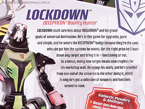 Transformers Animated Lockdown (Image #15 of 191)