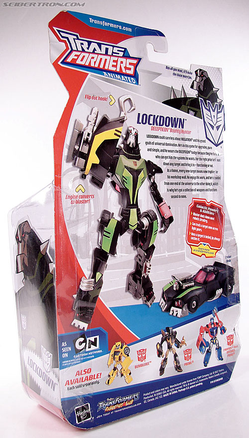 Transformers Animated Lockdown (Image #22 of 191)