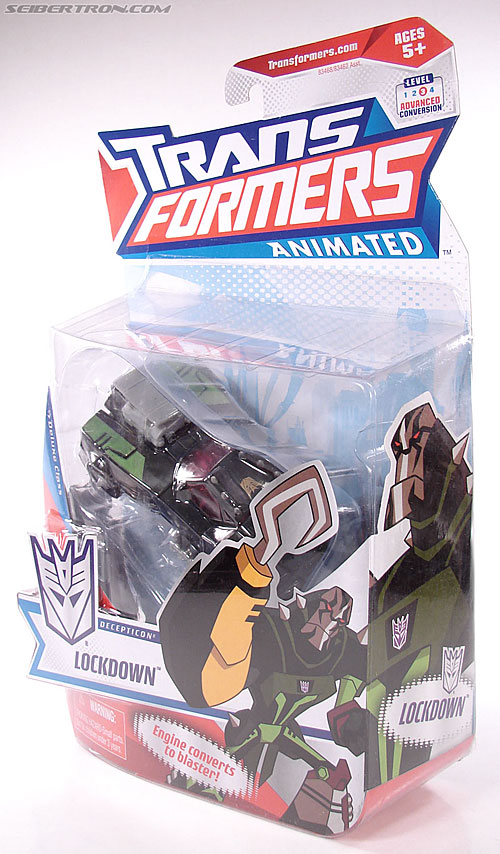Transformers Animated Lockdown (Image #26 of 191)