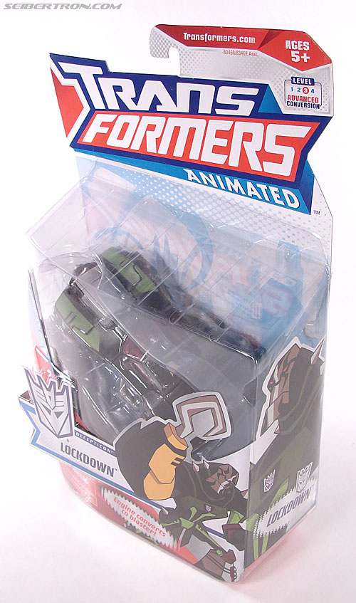 Transformers Animated Lockdown (Image #27 of 191)