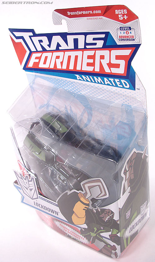 Transformers Animated Lockdown (Image #28 of 191)