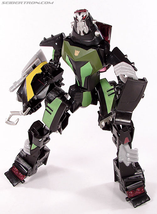 Transformers Animated Lockdown Gallery Online!