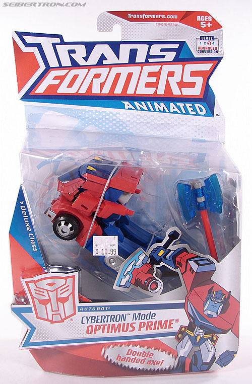 Transformers Animated Optimus Prime (Cybertron Mode) (Image #1 of 125)
