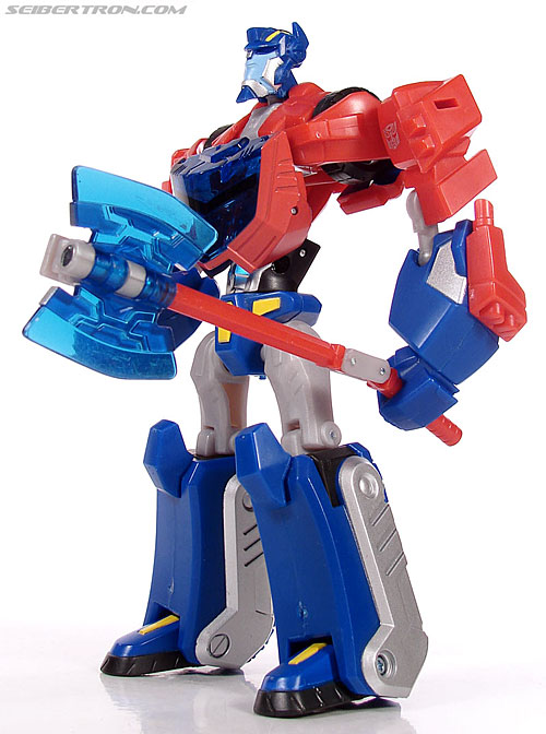 Transformers Animated Optimus Prime (Cybertron Mode) (Image #57 of 125)