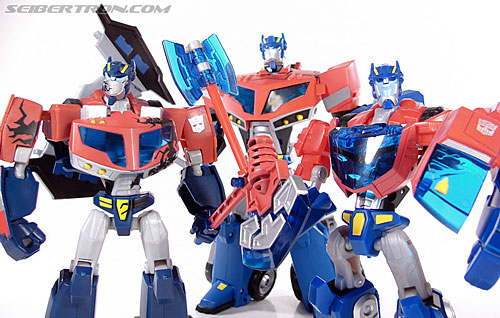 Transformers Animated Optimus Prime (Cybertron Mode) (Image #125 of 125)