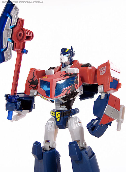 Transformers Animated Optimus Prime (Image #47 of 118)