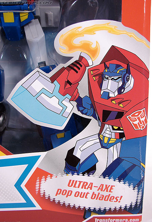 Transformers Animated Optimus Prime (Roll Out Command) (Image #4 of 81)