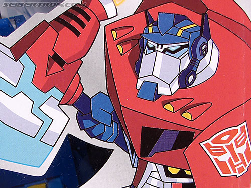 Transformers Animated Optimus Prime (Roll Out Command) (Image #5 of 81)