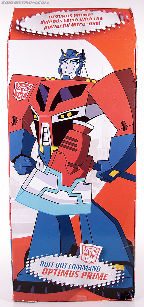 Transformers Animated Optimus Prime (Roll Out Command) (Image #15 of 81)