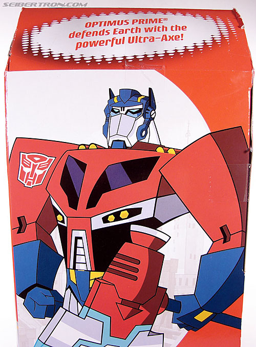 Transformers Animated Optimus Prime (Roll Out Command) (Image #16 of 81)