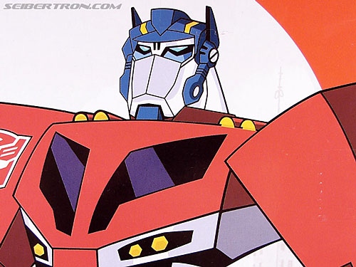 Transformers Animated Optimus Prime (Roll Out Command) (Image #17 of 81)