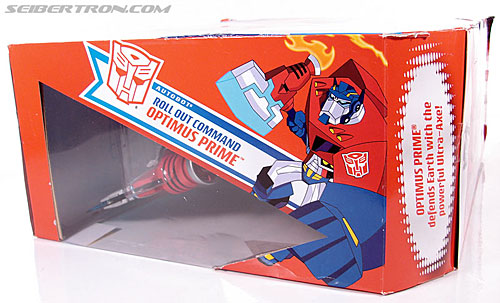 Transformers Animated Optimus Prime (Roll Out Command) (Image #21 of 81)