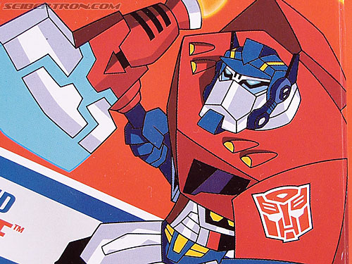 Transformers Animated Optimus Prime (Roll Out Command) (Image #23 of 81)