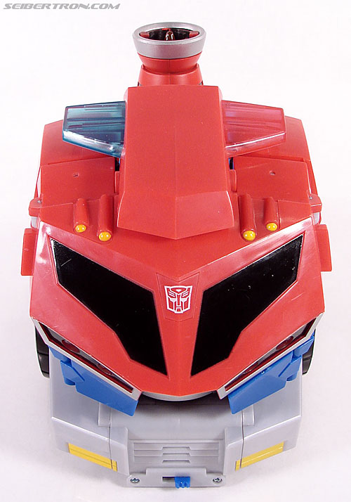 Transformers Animated Optimus Prime (Roll Out Command) (Image #25 of 81)