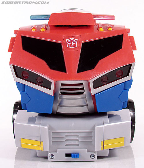 Transformers Animated Optimus Prime (Roll Out Command) (Image #26 of 81)