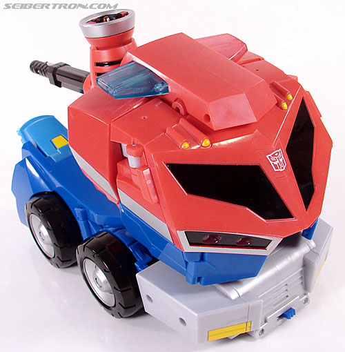 Transformers Animated Optimus Prime (Roll Out Command) (Image #27 of 81)