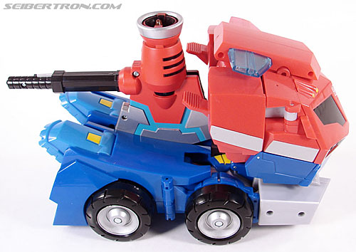 Transformers Animated Optimus Prime (Roll Out Command) (Image #29 of 81)