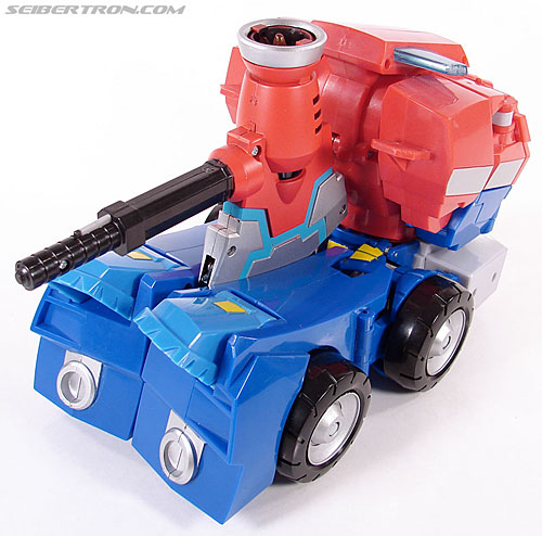 Transformers Animated Optimus Prime (Roll Out Command) (Image #30 of 81)
