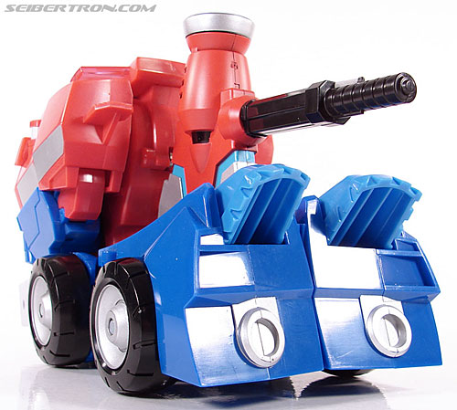 Transformers Animated Optimus Prime (Roll Out Command) (Image #33 of 81)
