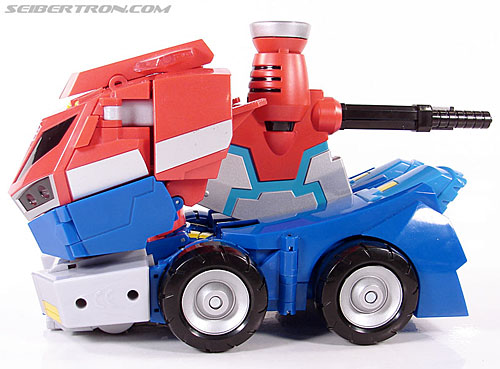 Transformers Animated Optimus Prime (Roll Out Command) (Image #34 of 81)