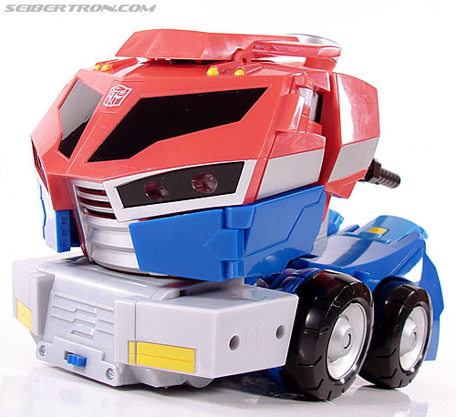 Transformers Animated Optimus Prime (Roll Out Command) (Image #35 of 81)