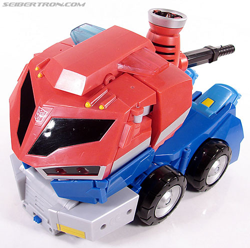 Transformers Animated Optimus Prime (Roll Out Command) (Image #37 of 81)