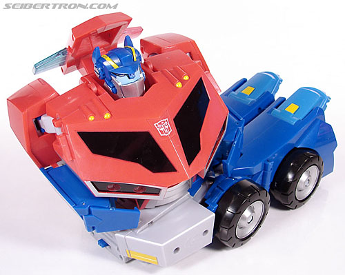 Transformers Animated Optimus Prime (Roll Out Command) (Image #43 of 81)