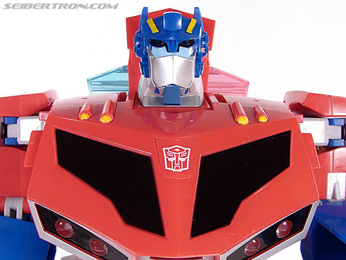 Transformers Animated Optimus Prime (Roll Out Command) (Image #46 of 81)