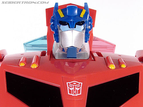Transformers Animated Optimus Prime (Roll Out Command) gallery