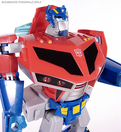 Transformers Animated Optimus Prime (Roll Out Command) (Image #48 of 81)