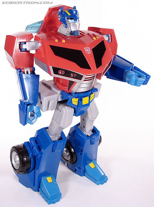 Transformers Animated Optimus Prime (Roll Out Command) (Image #50 of 81)