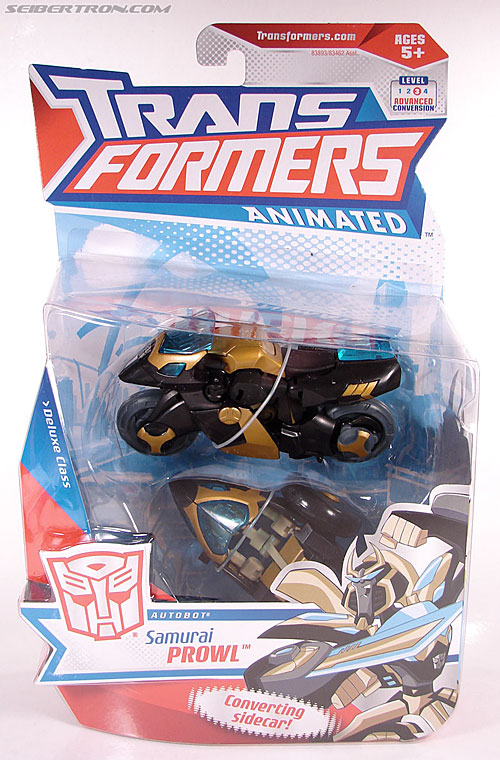 Transformers Animated Samurai Prowl (Image #1 of 122)