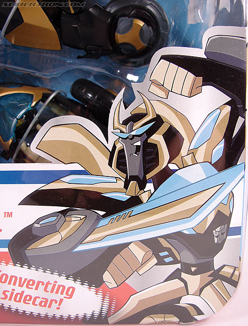 Transformers Animated Samurai Prowl (Image #2 of 122)