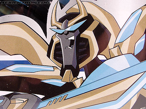 Transformers Animated Samurai Prowl (Image #3 of 122)