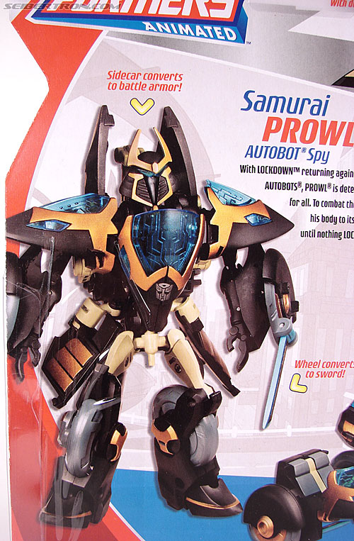 Transformers Animated Samurai Prowl (Image #9 of 122)