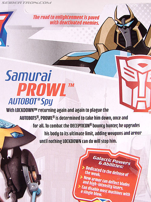 Transformers Animated Samurai Prowl (Image #10 of 122)