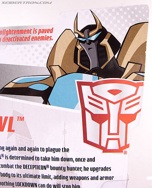 Transformers Animated Samurai Prowl (Image #11 of 122)